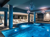 SPA AND INDOOR SWIMMING-POOL IN THE CHALET