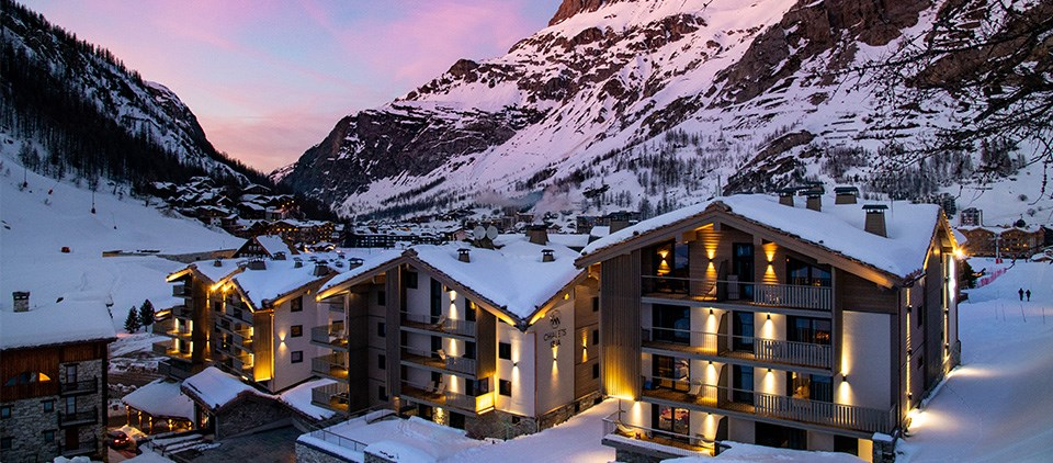 Chalets Izia in Val d'Isere