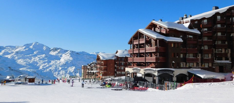 val thorens apartment rental