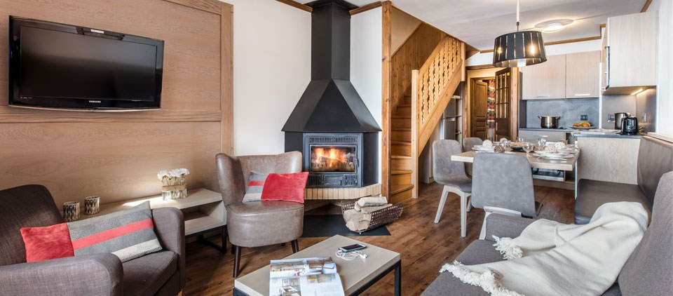 Location residence ski Val Thorens