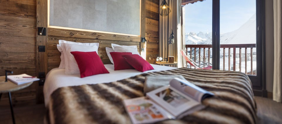 Luxury hotels in tignes france