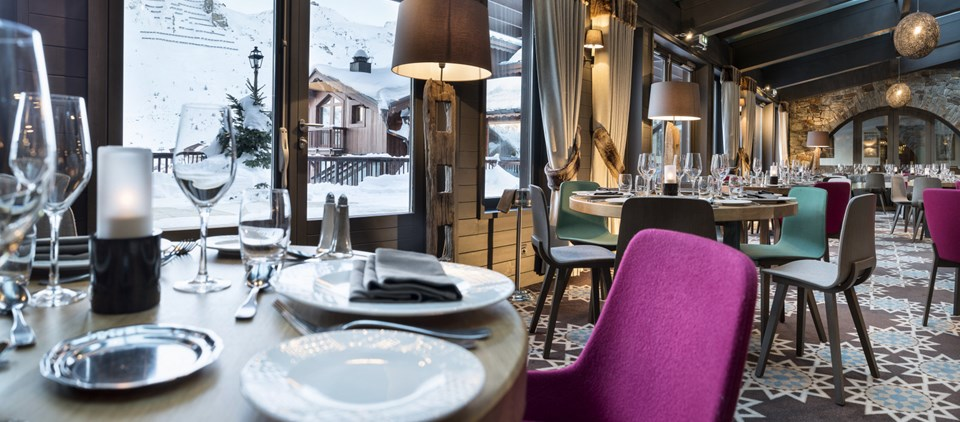 hotels in tignes france