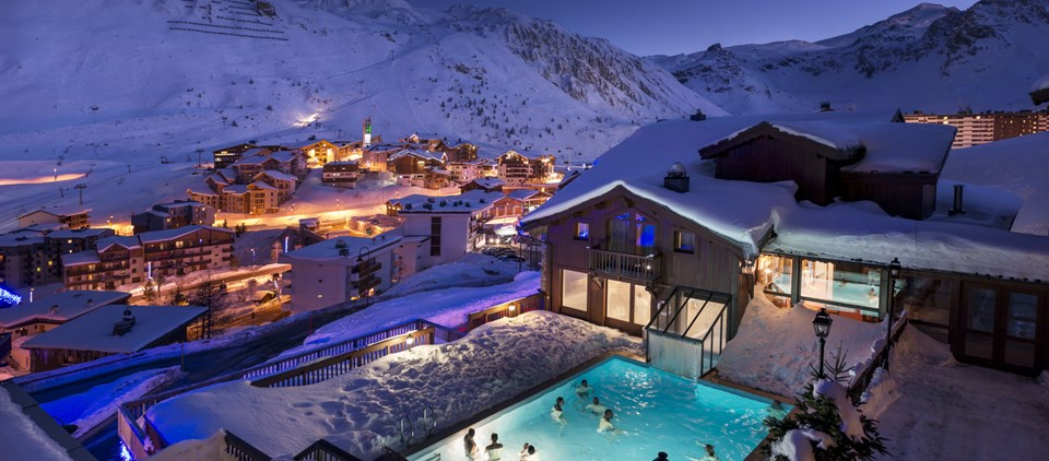 Hotel  Etoiles Val D Isere