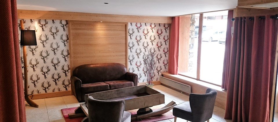 luxury chalet tignes