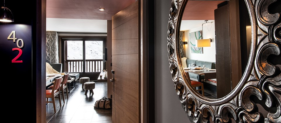 residence luxe val thorens