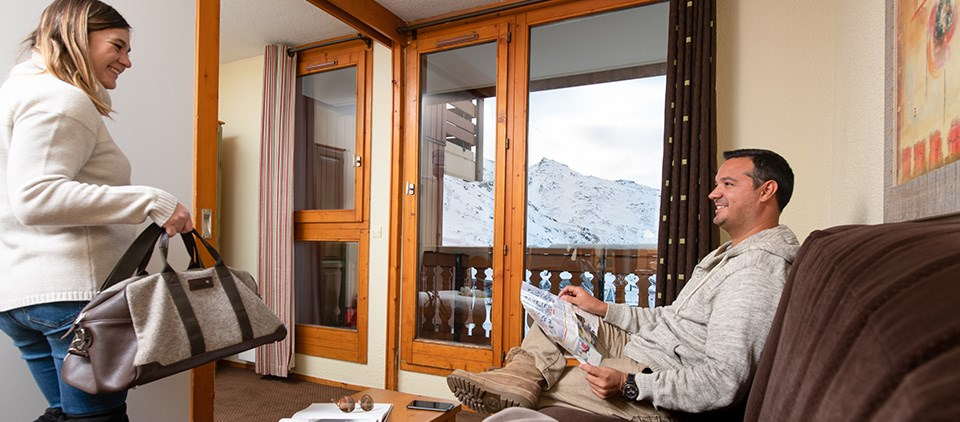 family apartment Val Thorens