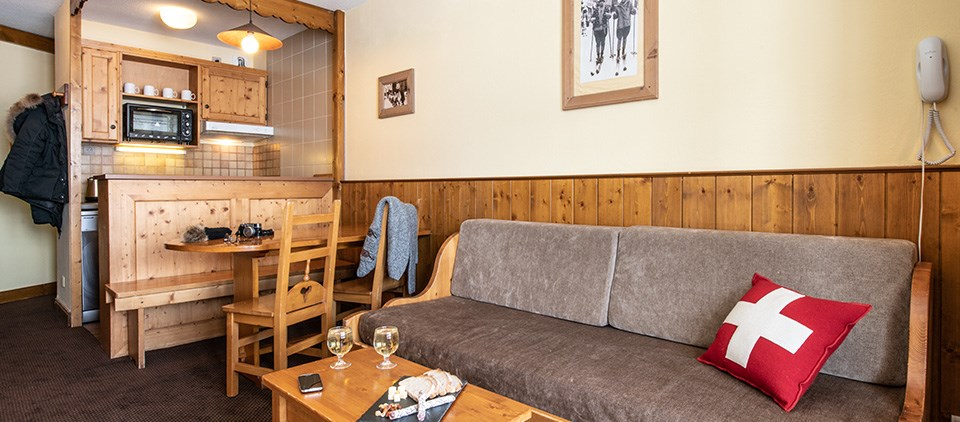 ski apartment Val Thorens