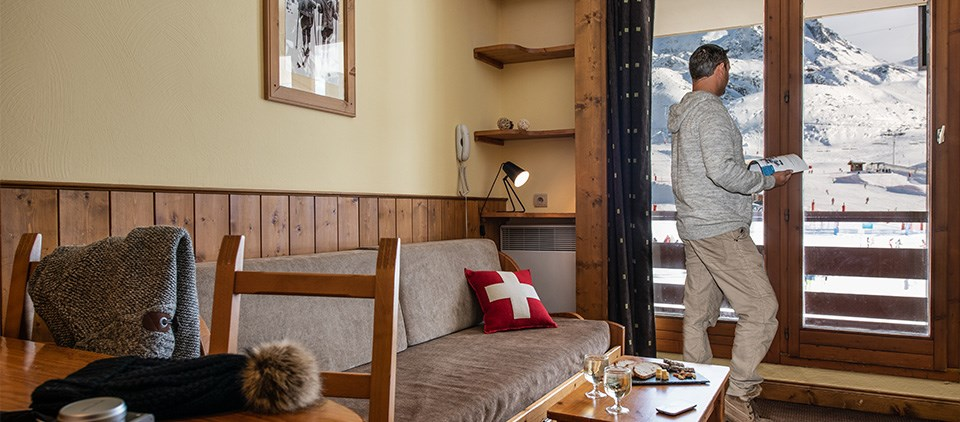 ski Appartement to rent Val Thorens