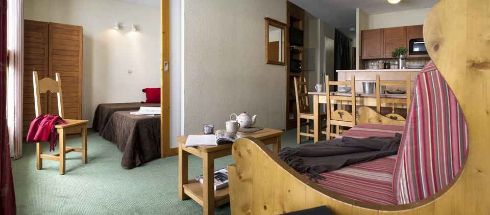 Appartement ski Val thorens