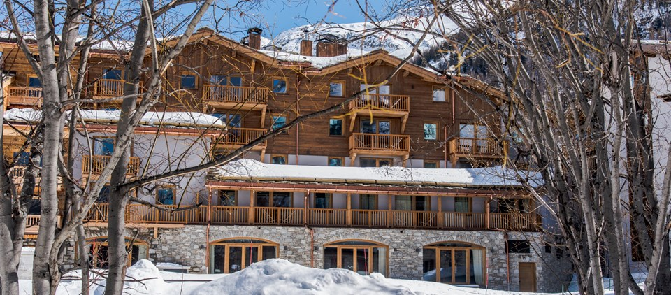 Location chalet ski Val d'isere