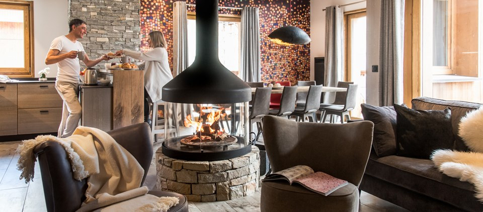 catered apartment val d isere