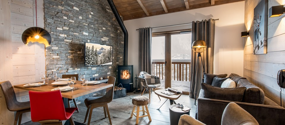 luxury apartment val d isere
