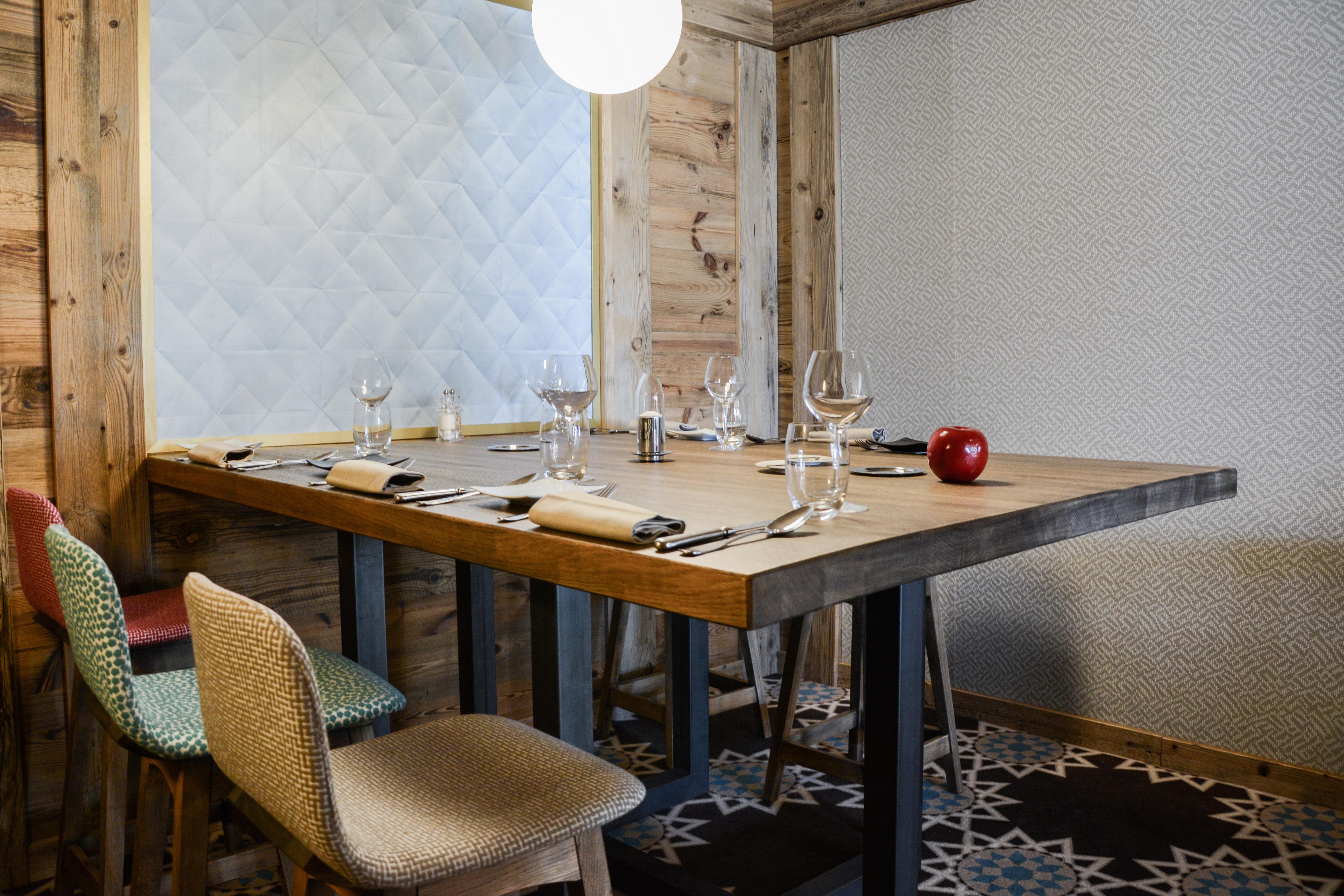 Restaurant Le Goumet   Village Montana  Restaurant In Tignes