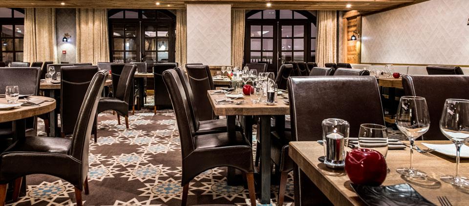 Restaurant Le Gourmet   Village Montana  Restaurant Au